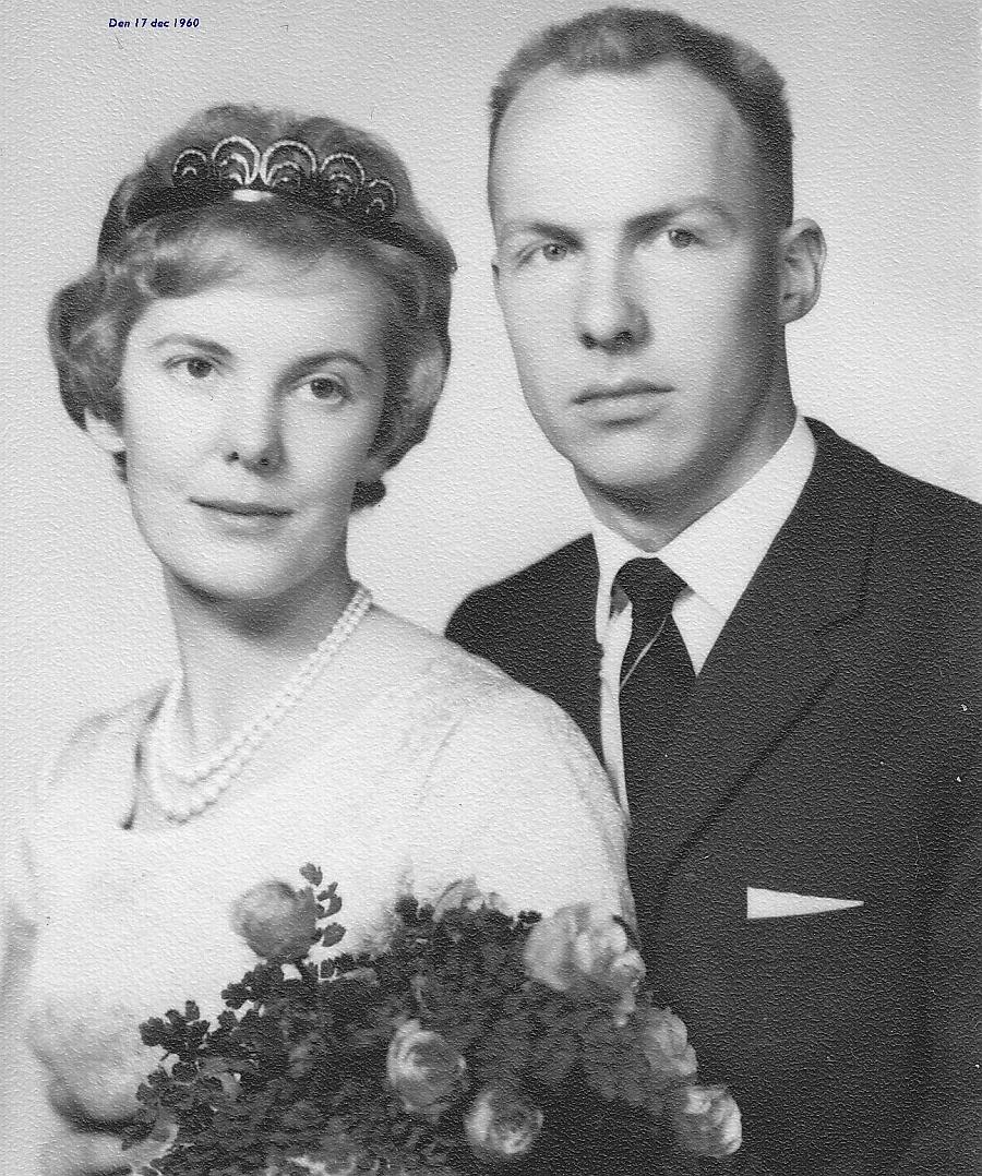 Märta och Ejnar 1960